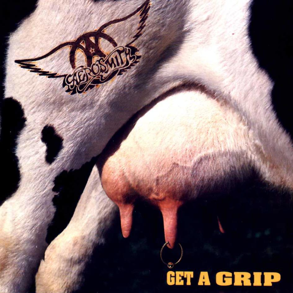 aerosmith   get a trip Dusting Em Off: Aerosmith   Get a Grip