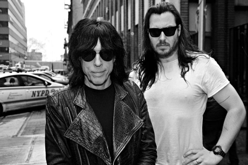 andrew wk marky ramone bob gruen Andrew W.K. and Marky Ramone will play Ramones songs around the world