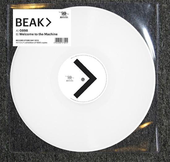 beak rsd Listen to Beak>s Record Store Day single, 0898 and Pink Floyds Welcome To The Machine
