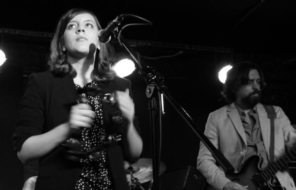 caitlin rose erin manning 1 Live Review: Caitlin Rose, Andrew Combs at NYCs Mercury Lounge (4/1)