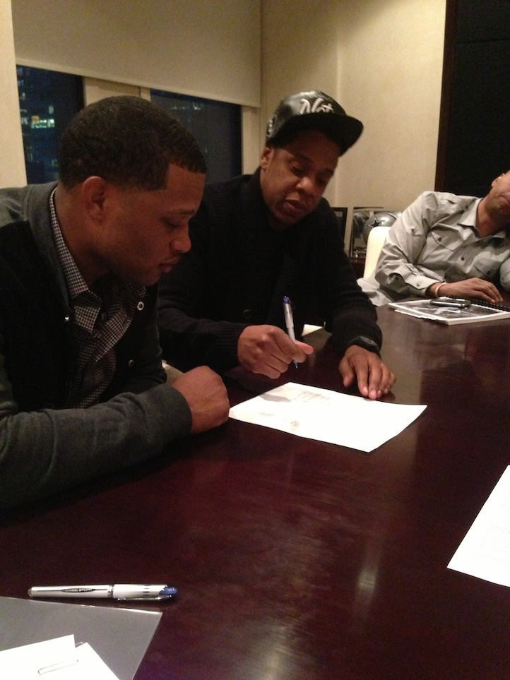 canojayzpic Jay Z is going to be a certified sports agent