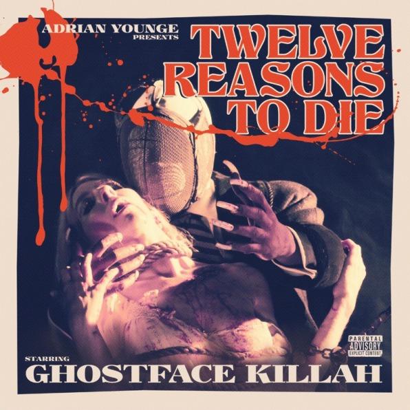 Album Review: Ghostface Killah - Twelve Reasons to Die