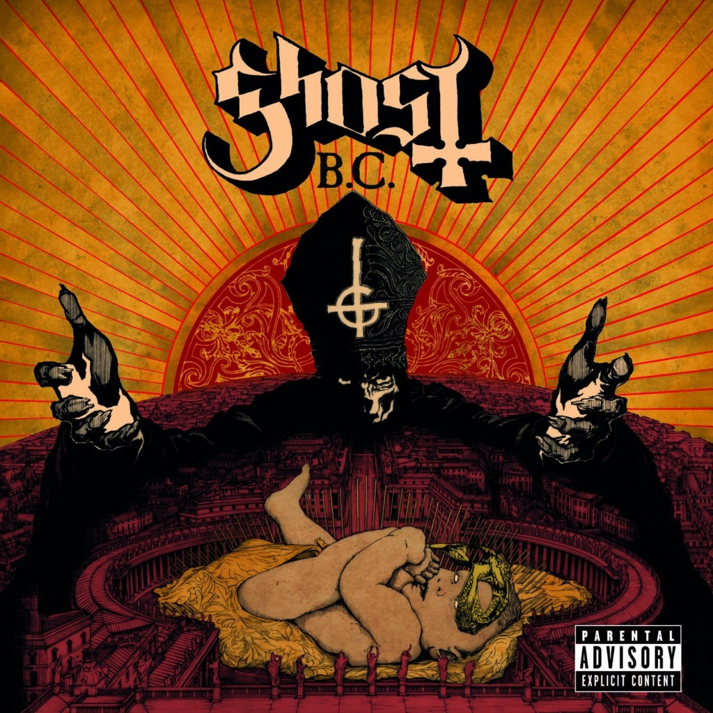 ghostinfestcover 1024x1024 Stream: Ghost B.C.s new album, Infestissumam