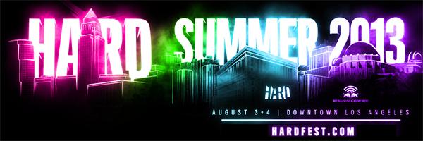 hard summer festival 2013
