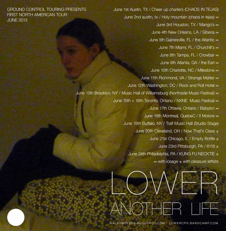 lower anotherlife Lower shares chaotic new single Another Life, announces first North American tour