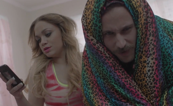 """portugal600 Watch Portugal. The Mans scandalous video for """"Purple Yellow Red and Blue"""""""