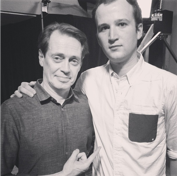 Steve Buscemi Vampire Weekend
