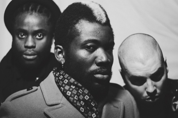 Young Fathers - 2013