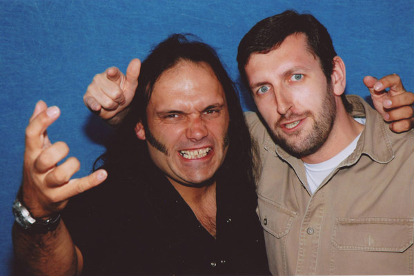 blaze bayley The Five Best and Worst Replacement Singers