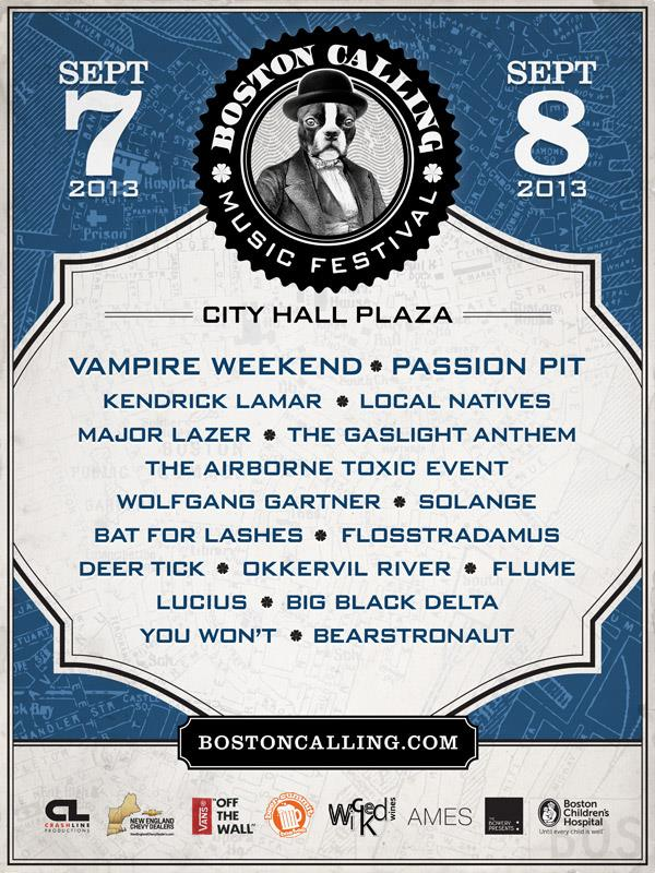 boston calling september