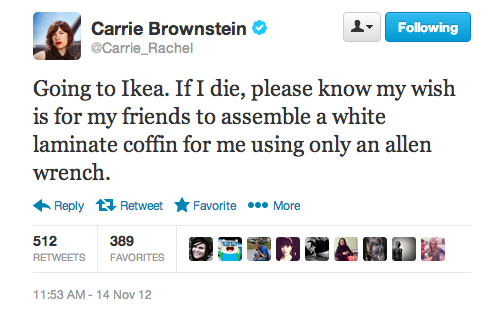 carriebrownstein600 Five Reasons Why We Love Carrie Brownstein