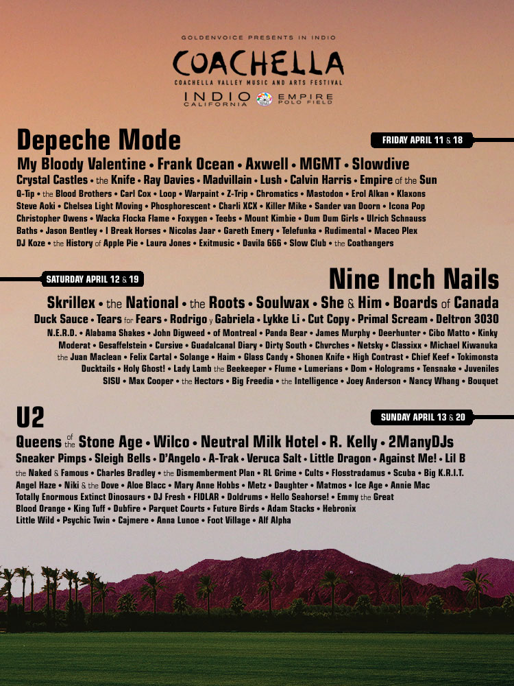 Coachella 2014 fake