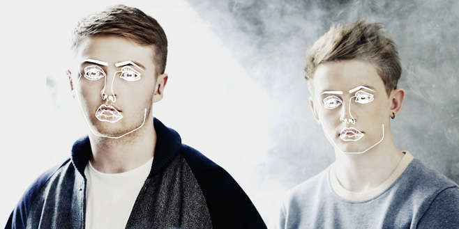 disclosurepic1 Listen to Disclosure debut new song F For You on BBC Radio