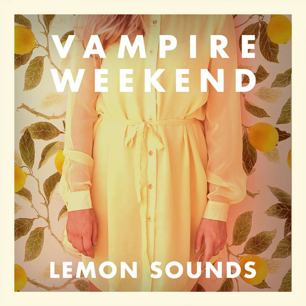 lemon sounds vampire weekend