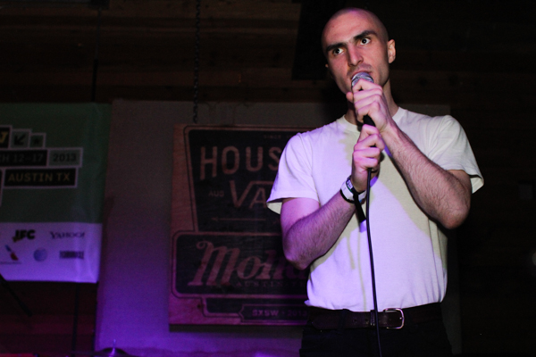 majicalcloudz sxsw2013 larson Majical Cloudz announces North American tour dates