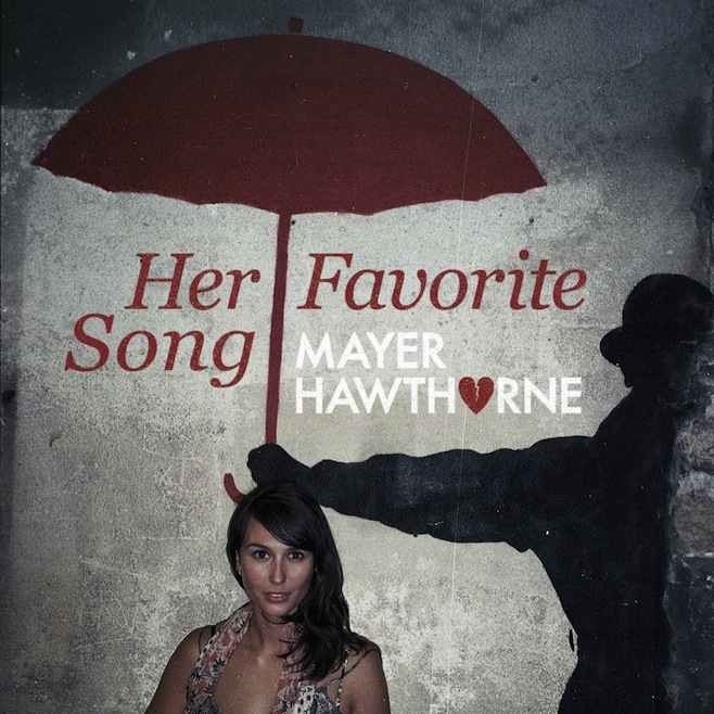 mayer her favorite song