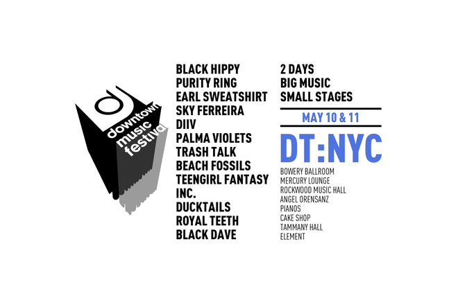 NYC-Downtown-Music-Festival