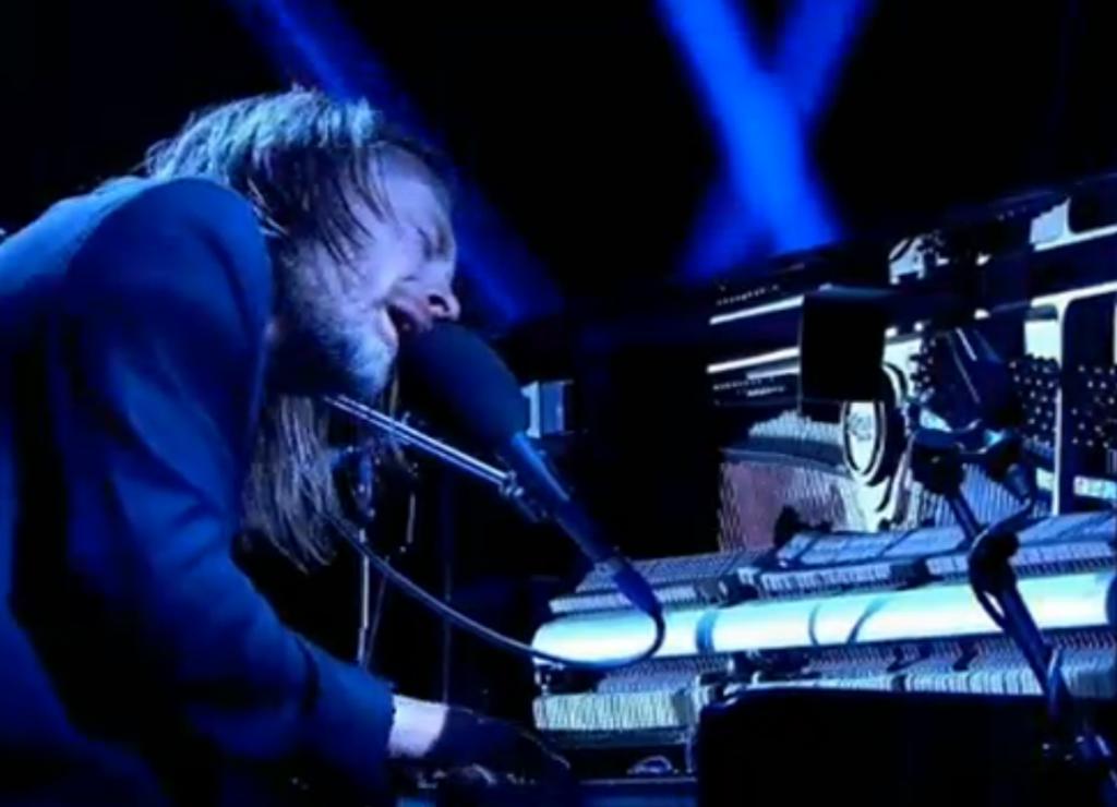 Thom Yorke Jonathan Ross