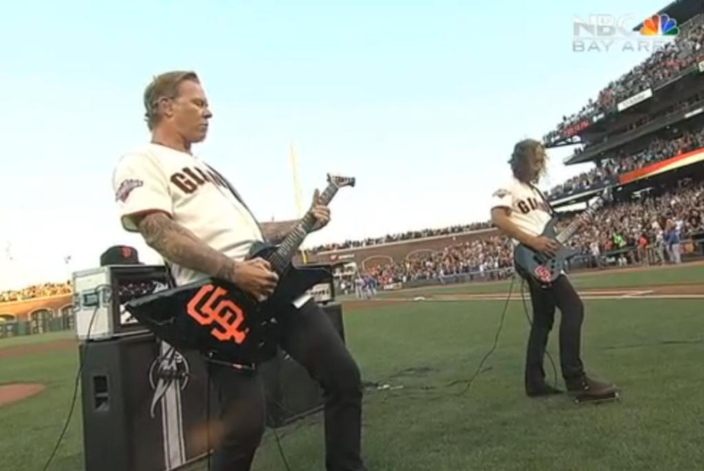 Metallica Giants