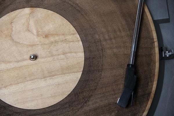 wooden vinyl