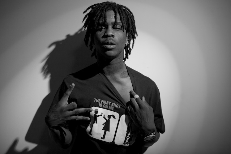 chiefkeef1 Chief Keef sentenced to 90 days in drug rehab