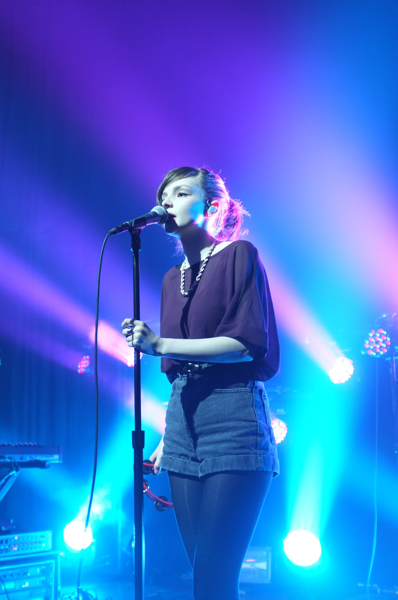 chvrches600buhr Live Review: CHVRCHES at Chicagos Lincoln Hall (6/10)