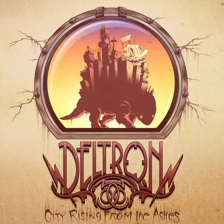 deltron cityrising cover Listen to Deltron 3030s new single, City Rising From the Ashes