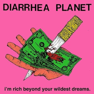diarrhea richcover Listen to Diarrhea Planets rip roaring new single, Babyhead