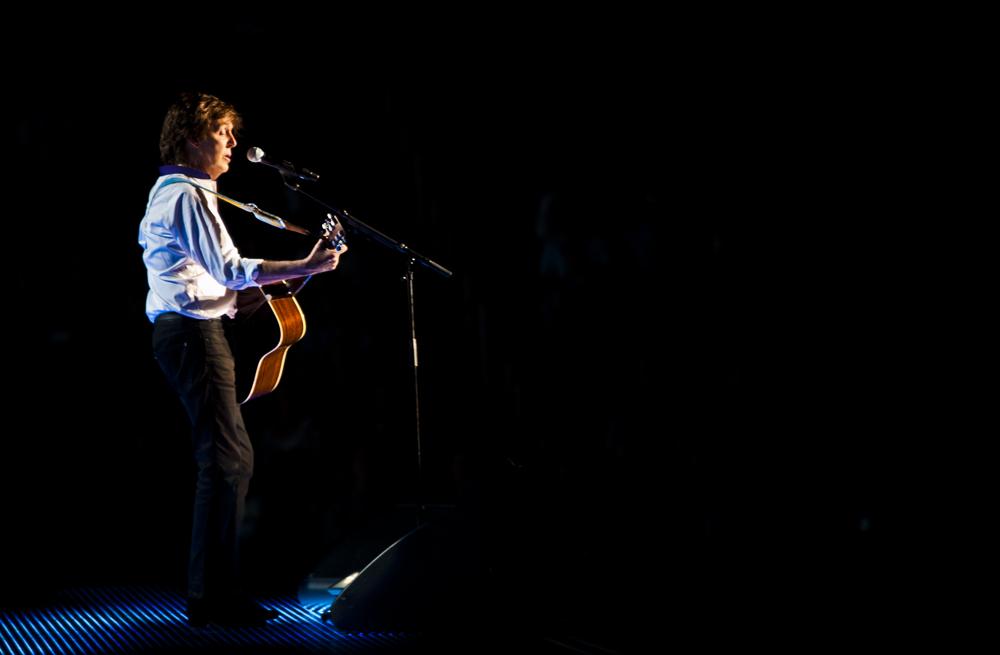 Paul McCartney eisinger