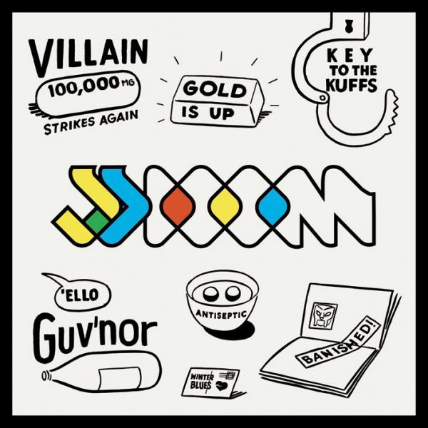 JJ Doom Key to the Kuffs