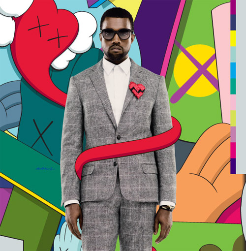 kanye west 808s heartbreak Dusting Em Off: Kanye West   808s & Heartbreak