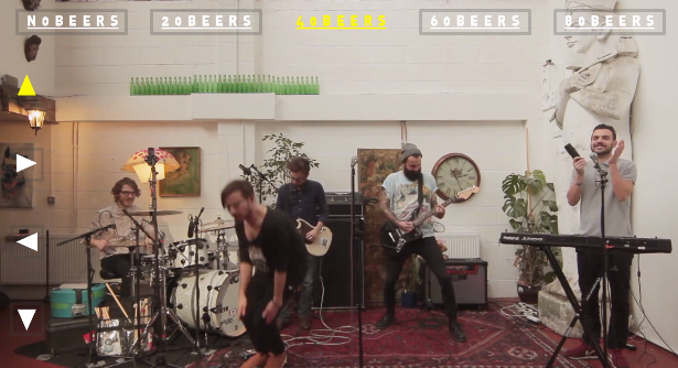 moonesbeervid UK band Moones made the best, most drunk chose your own adventure video