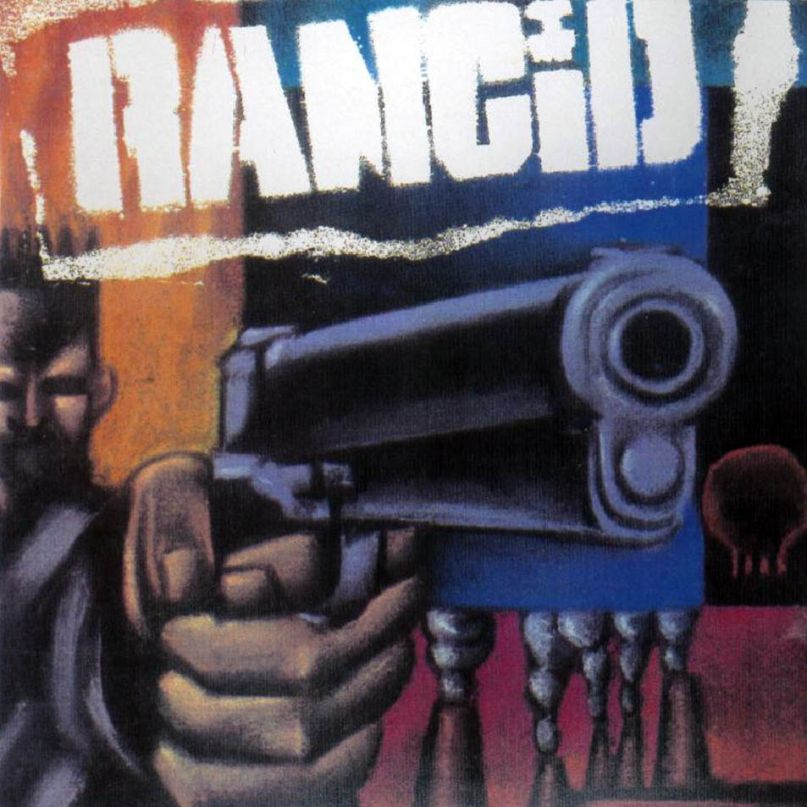 Dusting 'Em Off: Rancid - Rancid | Consequence of Sound