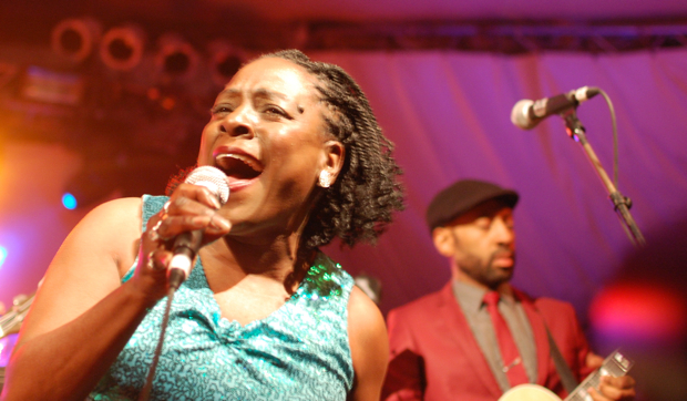 sharon Sharon Jones diagnosed with cancer, postpones album release and tour dates