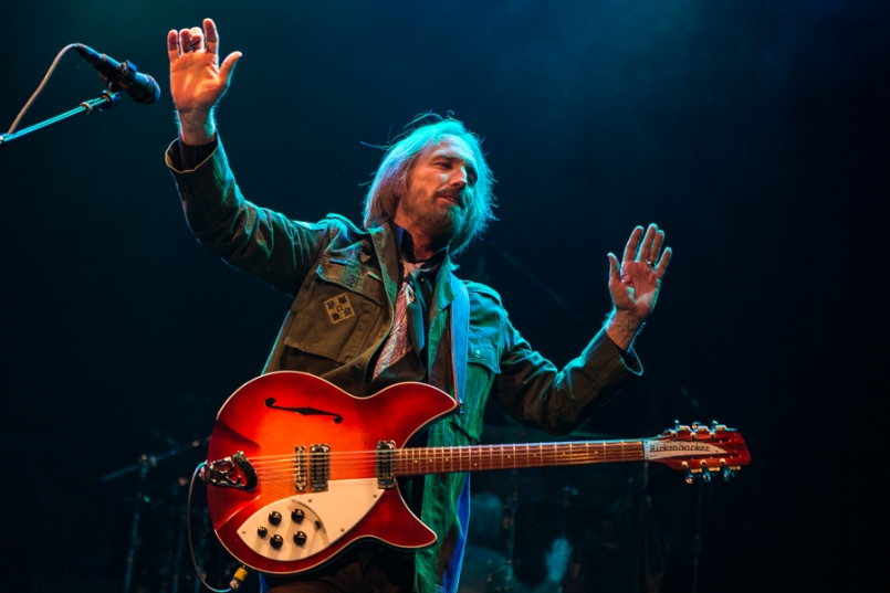 Tom Petty and the Heartbreakers-81