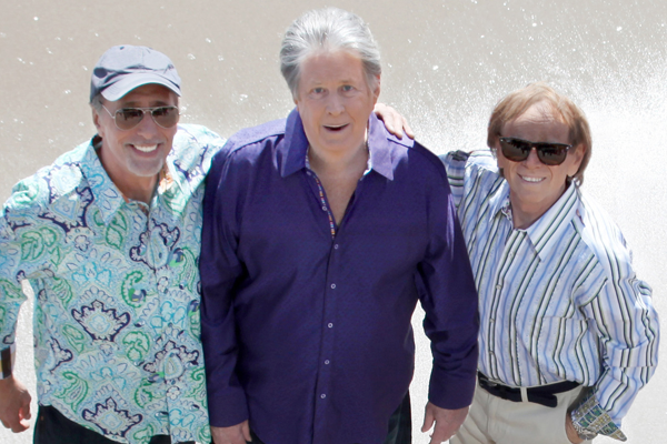 wilsonjardinemarks Brian Wilson recording new solo album with Jeff Beck, Al Jardine, and David Marks