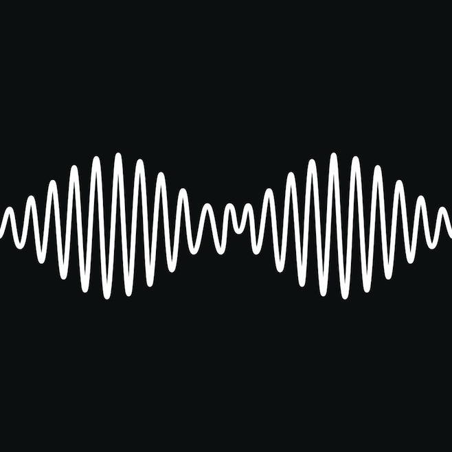Arctic Monkeys AM artwork