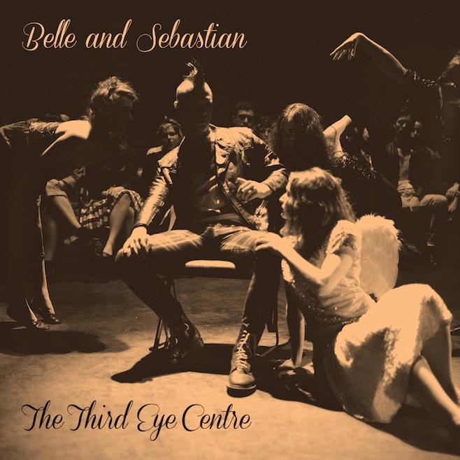 belleandsebastian Belle and Sebastian announce rarities compilation, The Third Eye Centre