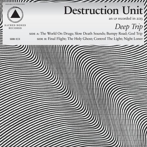 destructiounitcover Listen to Destruction Units new single, The World on Drugs