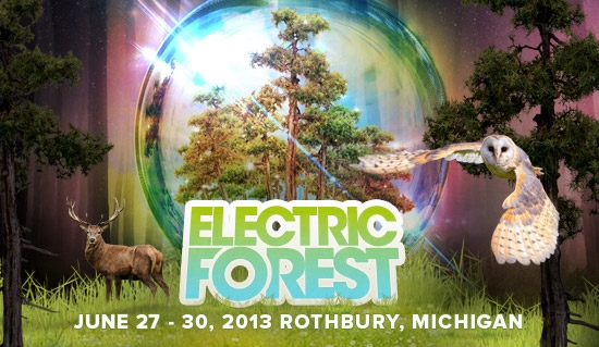 electricforest2013 The Top 10 Moments of Electric Forest 2013