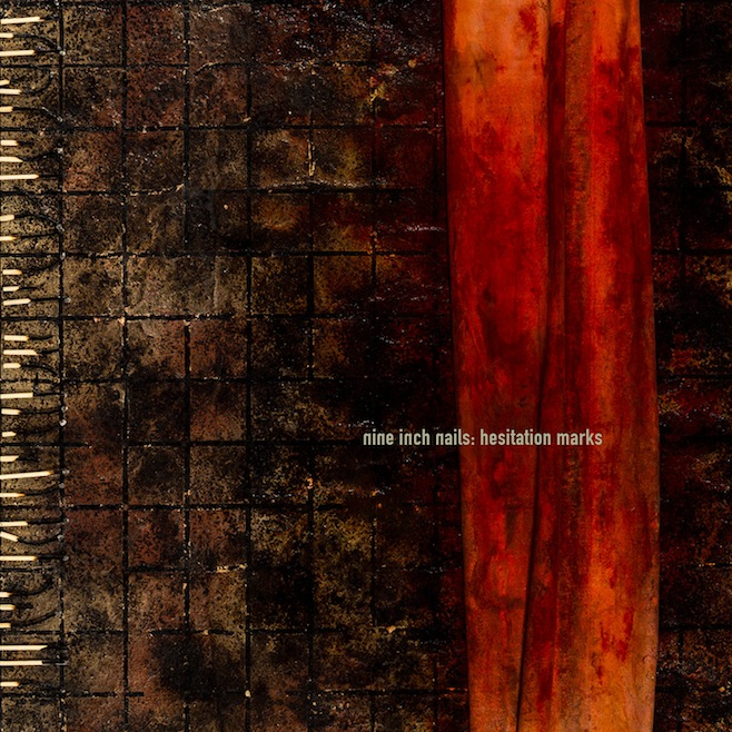 Nine Inch Nails' Hesitation Marks features four different ...