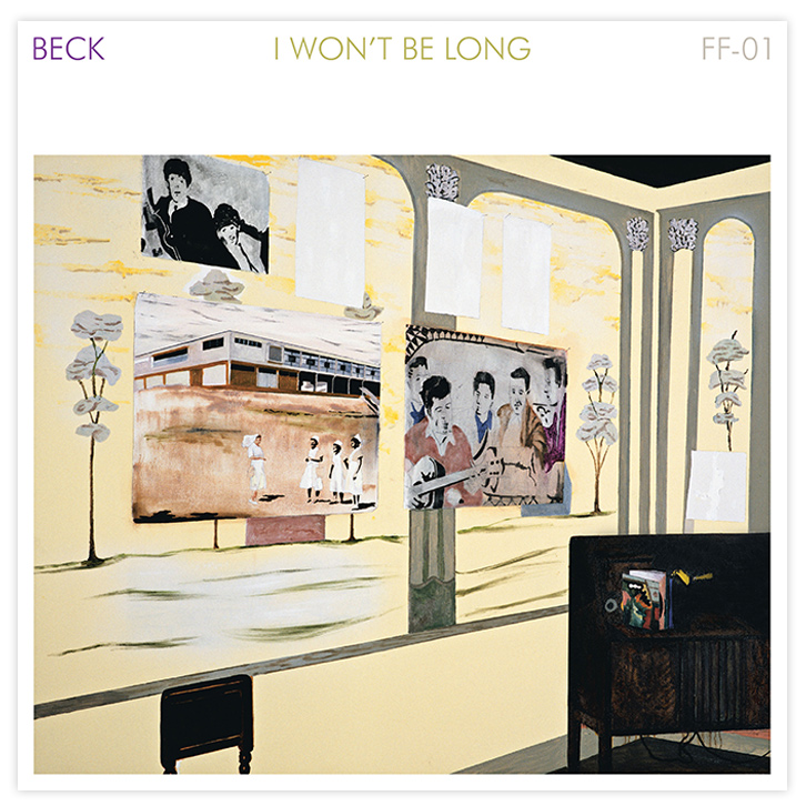 iwontbelong Listen to Becks new single, I Wont Be Long