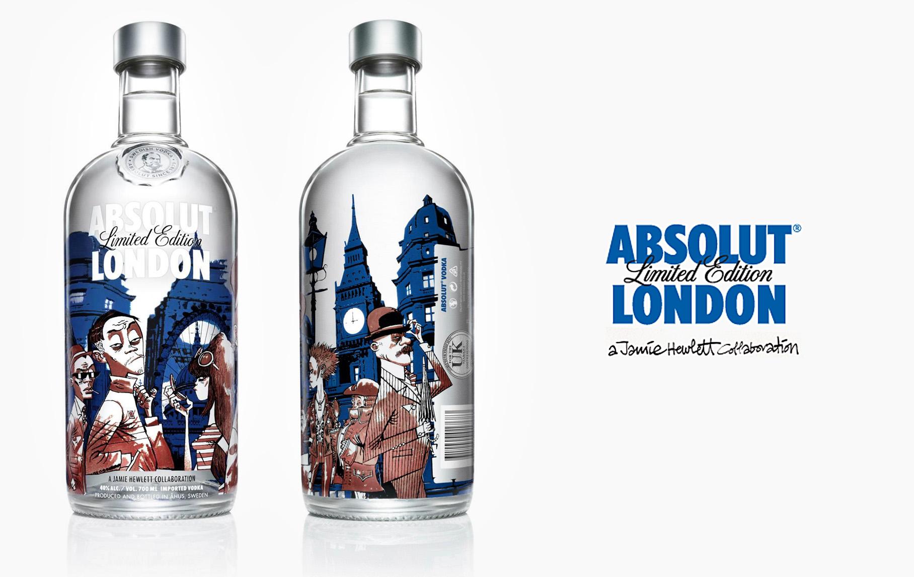 jamie hewlett vodka absolut Jamie Hewlett chats Gorillaz, comics, and his favorite childhood toy