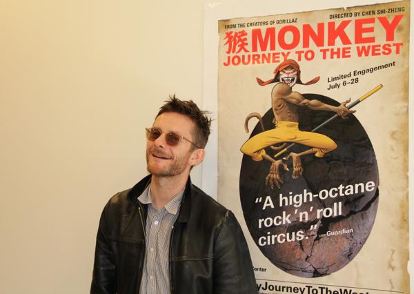 jamiehewlett600 Jamie Hewlett chats Gorillaz, comics, and his favorite childhood toy