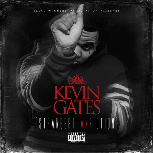 kevingates strangercover Stream Kevin Gates new album, Stranger Than Fiction