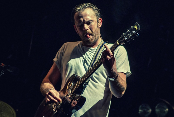 Kings of Leon at Hangout by Joshua Mellin 10_8758224993_l