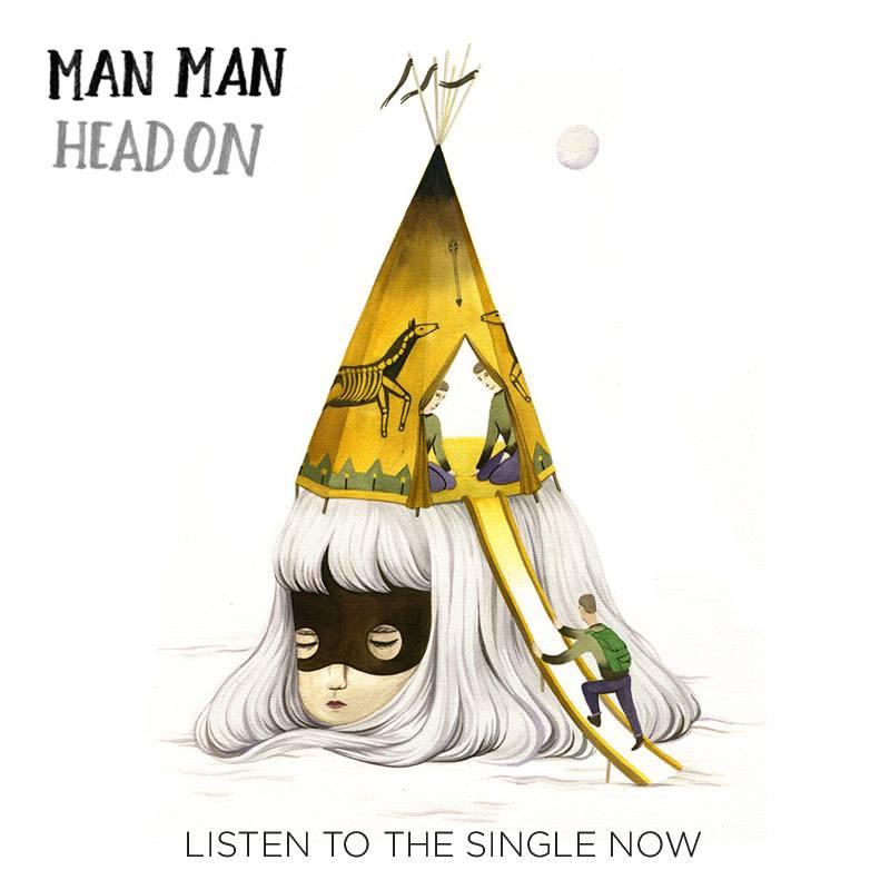 manman headon Man Man announce new album, On Oni Pond, listen to Head On