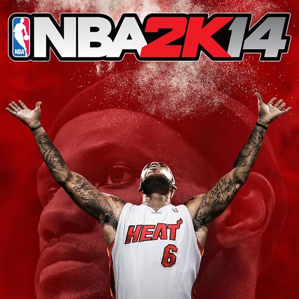 nba2k14600 LeBron James named music curator for NBA 2K14