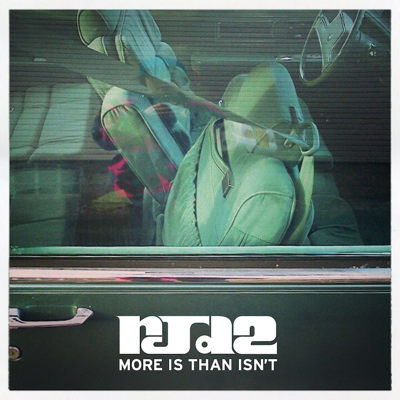 rjd2newcover RJD2 announces new album, More Is Than Isnt