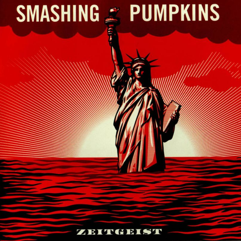 the smashing pumpkins zeitgeist Ranking: Every Smashing Pumpkins Album from Worst to Best